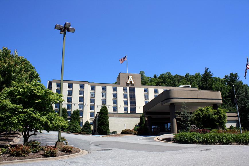 Appalachian Panhellenic Hall
