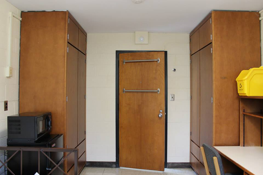 Bowie Hall University Housing