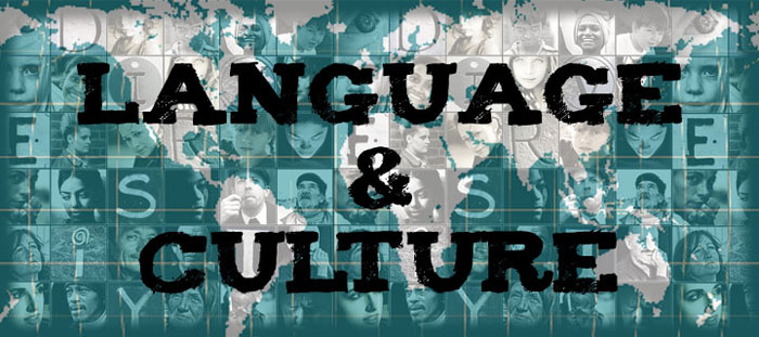 language plays a major factor in culture it is used to convey culture