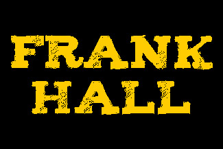 Frank Hall Name Block