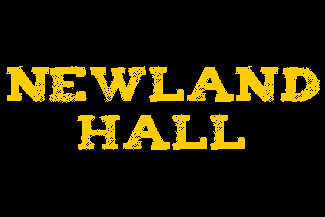 Newland Hall Name Block