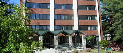 Doughton Hall University Housing