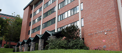 Lovill Hall University Housing
